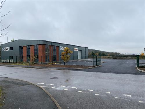 EMS Engineering new HQ facility
