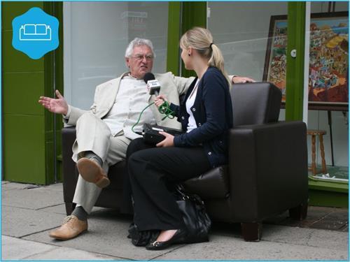 Hallam FM Interview on The Sofa