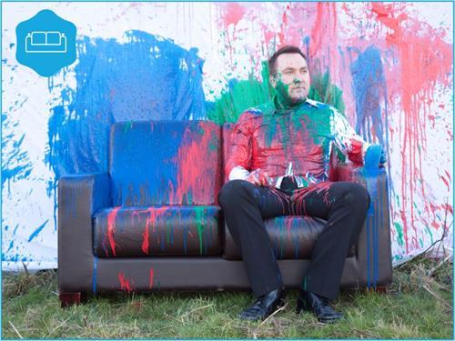 Colouring the Sofa