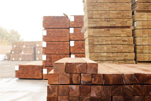 Fencing Timber Stockist