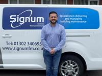 Signum makes key appointment