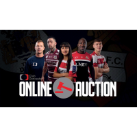 NHS causes to benefit from Club Doncaster online auction