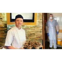 Crown Hotel Bawtry Chef switches cooking for NHS hospital volunteering