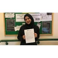 Hallam degree apprentice 'delighted' to be shortlisted for BAME award