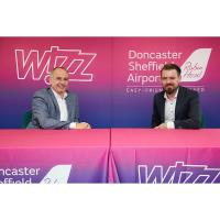 Wizz Air Announces 2nd Based Aircraft and 6 New Routes at Doncaster Sheffield Airport