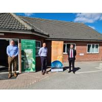 LOCAL COMPANY WELCOMES BASSETLAW MP TO SHOWCASE BUSINESS INNOVATIONS