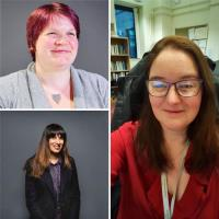 Three members of Team Hallam shortlisted for prestigious Times Higher awards