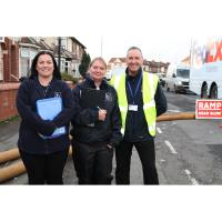 St Leger Homes Wins Housing Heroes Award For Flood Work