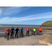 Doncaster cyclists pedal the width of the UK for charity