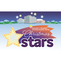 Doncaster and Bassetlaw Teaching Hospitals will shine with starlight this December