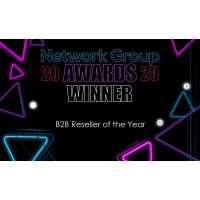 Holistic IT are Winners for B2B Reseller of the Year Award 2020