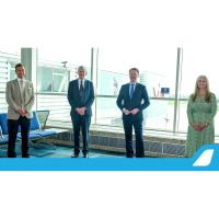 Doncaster Sheffield Airport asks for clarity and support to unlock jobs during Ministerial visit