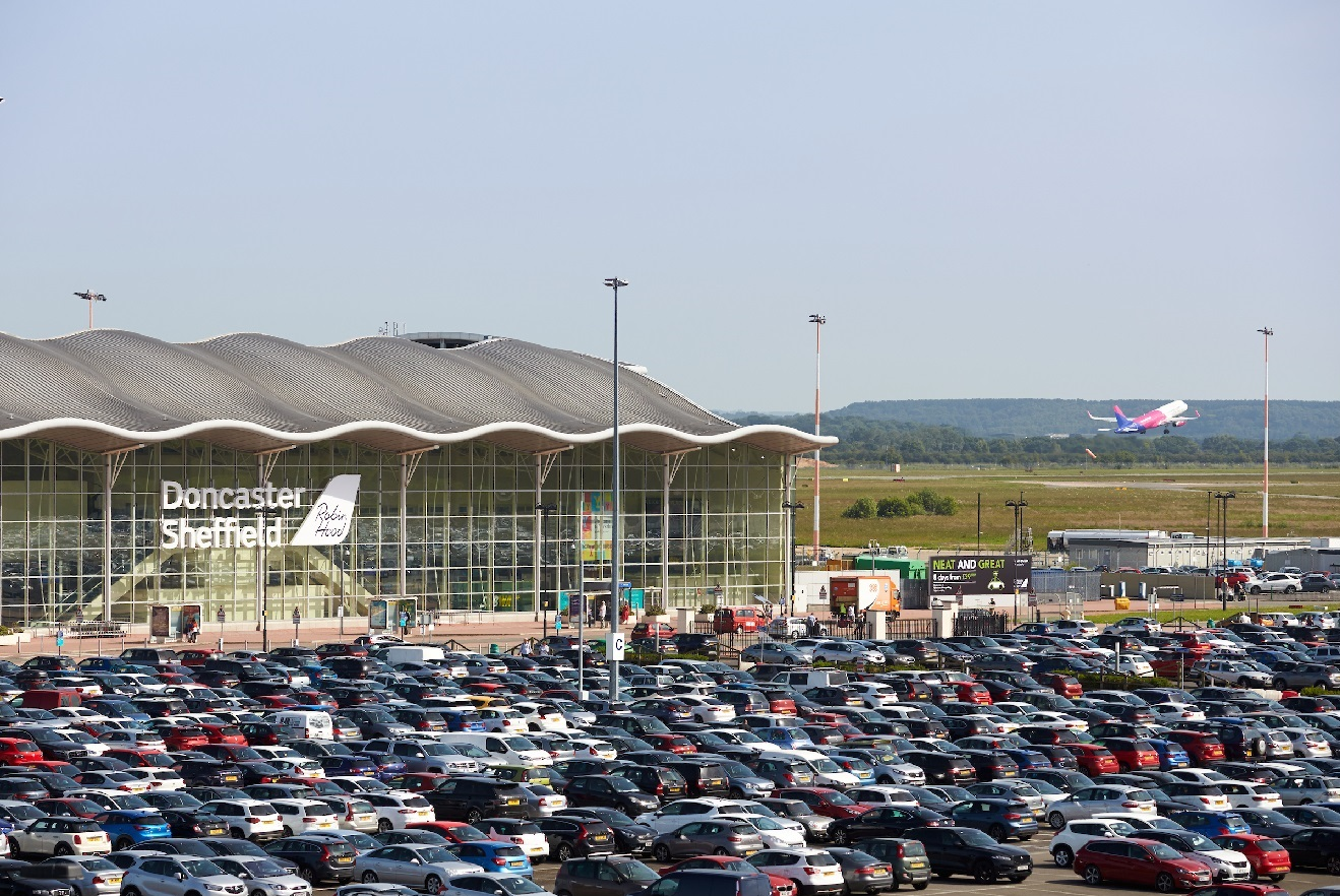 Dsa Rated In Top Ten European Airports In Global Airport