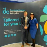 Doncaster Chamber welcomes new President and Board members