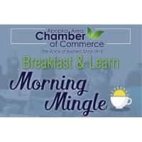 POSTPONED - Breakfast & Learn - Morning Mingle with Kathryn Harness & Nina Guilford, Co-Founders of Fringe Transformation Group