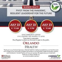 Business Health: Pivot from the Pandemic & Get back to business