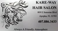 Kare-Way Beauty Salon Inc.
