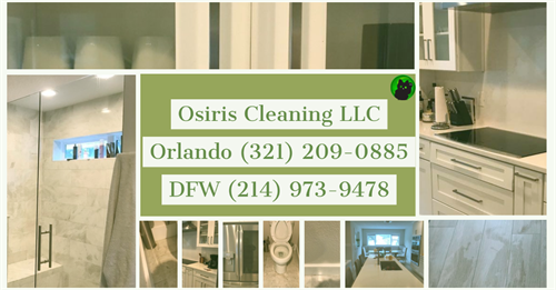 Reoccurring cleaning Orlando