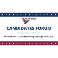 2019 October Candidate's Forum