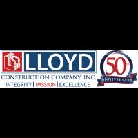 Lloyd Construction's 50th Anniversary!