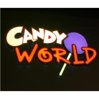 Cars and Candy @ Candy World!