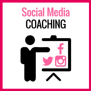 Do you need help with social media for your business?  Let us coach you one on one!