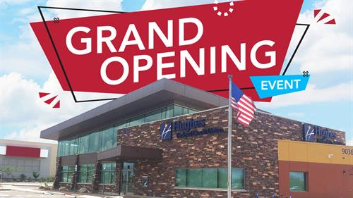 Hughes Federal Credit Union Vail branch grand opening