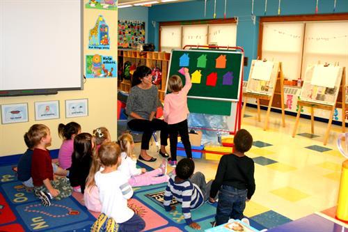 ICGS Preschool 3
