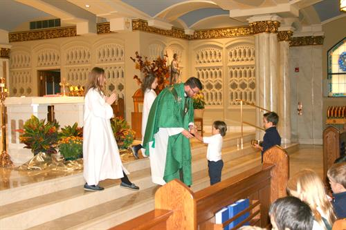 ICGS Weekly All School Mass