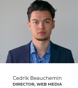Director, Web Media