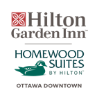 Hilton Garden Inn/Homewood Suites by Hilton Ottawa Downtown