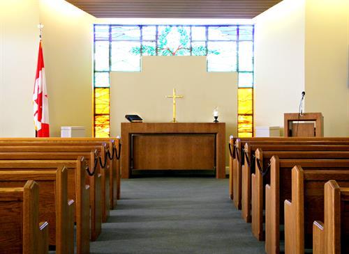St. Laurent Chapel