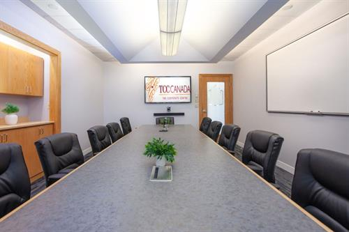 Queensway Centre Boardroom