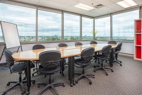 St. Laurent Centre boardroom