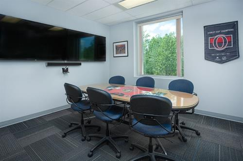 Queensway Centre Sens boardroom