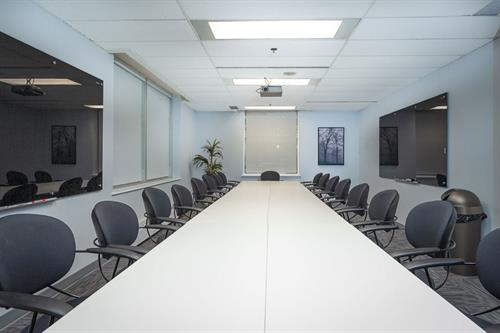Metcalfe Centre training room