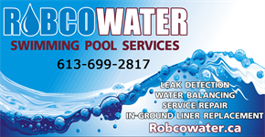 Robco Water Swimming Pool Services