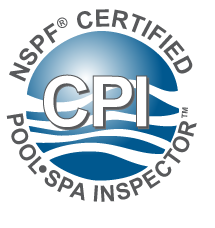 Certified Swimming Pool Inspector (by two agencies: NSPF, PHTCC)