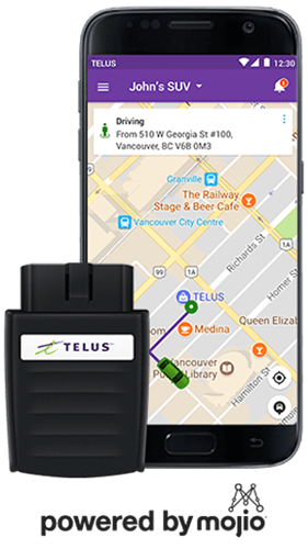 TELUS Drive Plus vehicle and mobile wifi devices