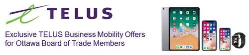 TELUS Business Solutions for Ottawa Board of Trade Members