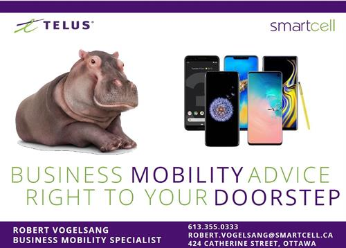 TELUS Bring-it-Back™ solutions to reduce upfront iconic device costs