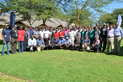 IDEA User Conference, Kenya 2017