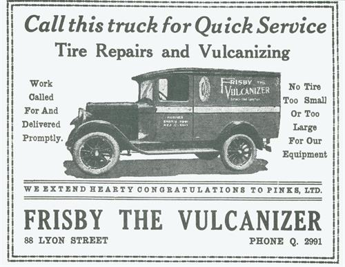 Citizen Ad, 1929