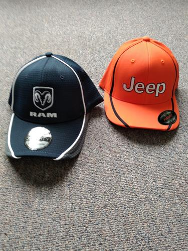 Custom Hats Embroider for Dealership