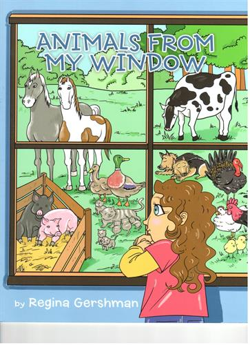 Animals From My Window Children's book