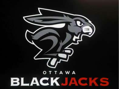 Main Ottawa BlackJacks Logo