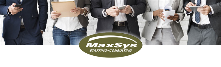 MaxSys Staffing & Consulting