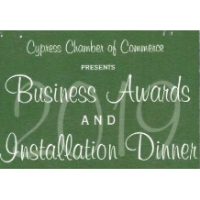2019 Business Awards & Installation Dinner