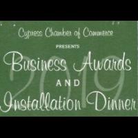 2019 Business Awards & Installation Dinner