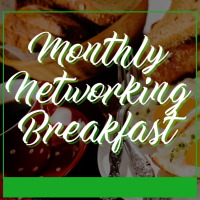 "Networking Breakfast - ""Your Brain is Our Business"" by Patty Barnett Mouton"